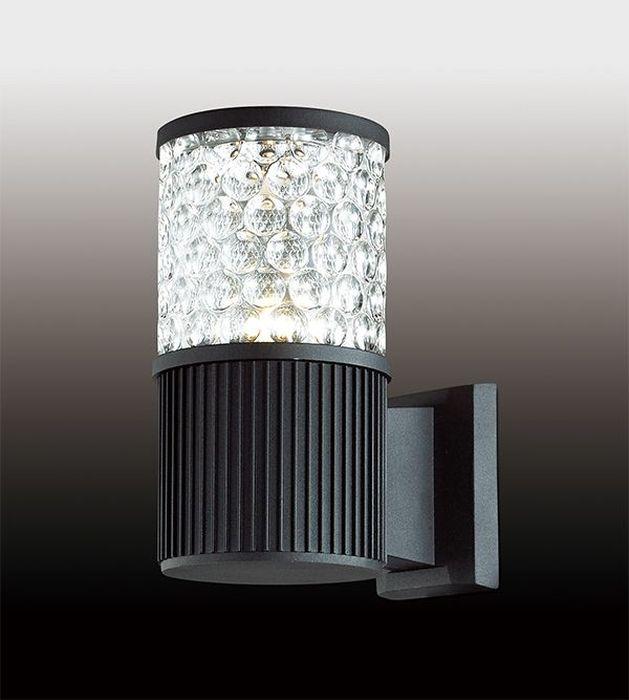Светильник уличный настенный Odeon Light Pilar, 1 х E27, 60W. 2689/1W2689/1W