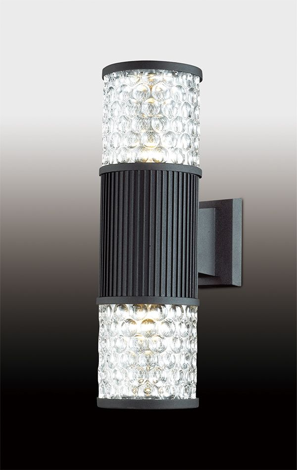 Светильник уличный настенный Odeon Light Pilar, 2 х E27, 60W. 2689/2W2689/2W