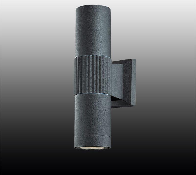 Светильник уличный настенный Odeon Light Pilar, 2 х E27, 40W. 2689/2WA2689/2WA