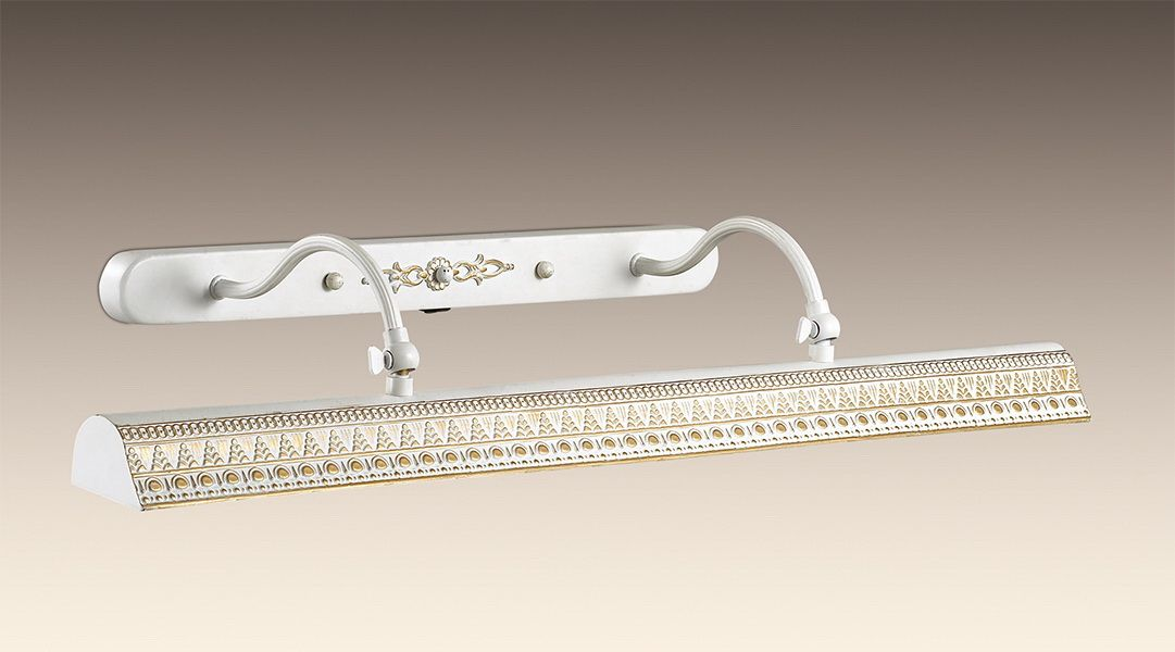 Подсветка для картин Odeon Light Rio, 4 х E14, 25W. 2701/4W2701/4W