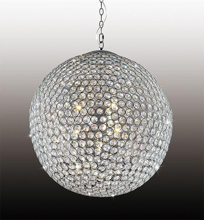 Светильник подвесной Odeon Light Tola, 8 х G9, 40W. 2704/82704/8