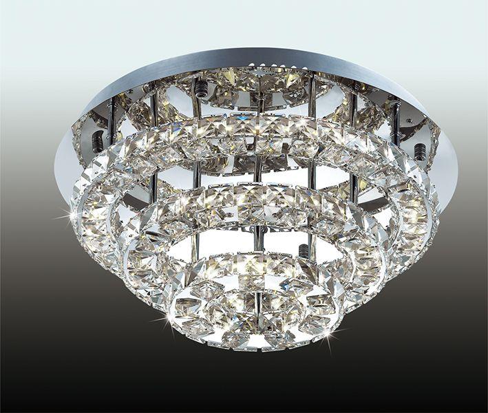 Светильник потолочный Odeon Light Mairi, 1 х LED, 44W. 2710/44L2710/44L