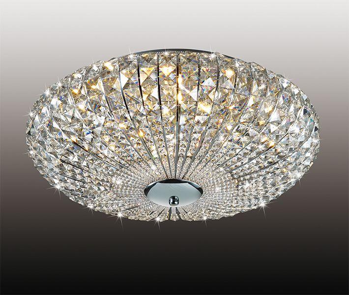 Светильник потолочный Odeon Light Adora, 9 х G9, 40W. 2716/9C2716/9C