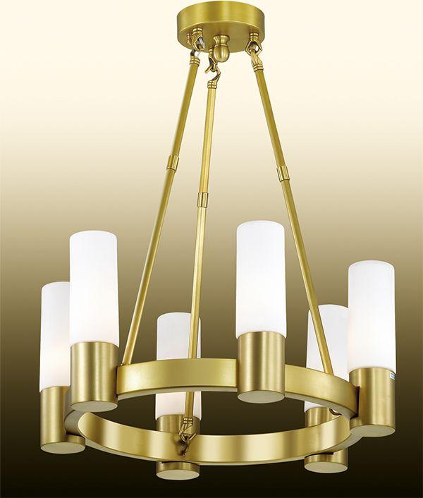 Люстра подвесная Odeon Light Lorita, 6 х E14, 40W. 2719/62719/6