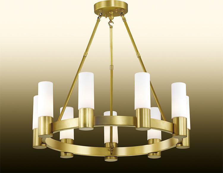 Люстра подвесная Odeon Light Lorita, 9 х E14, 40W. 2719/92719/9