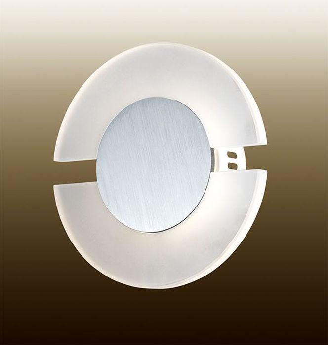 Светильник настенный Odeon Light Amafo, 1 х LED, 5W. 2722/5WL2722/5WL