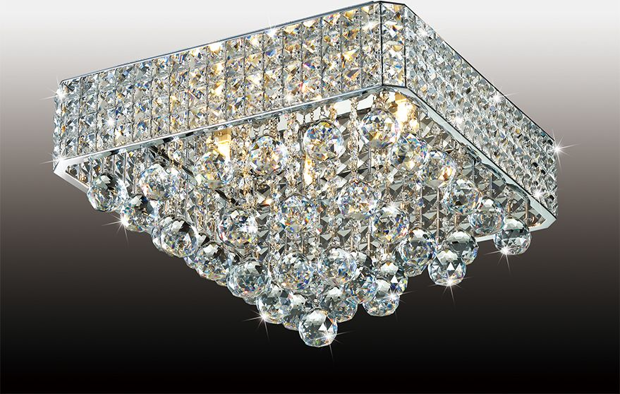 Светильник потолочный Odeon Light Rina, 6 х G9, 40W. 2729/6C2729/6C
