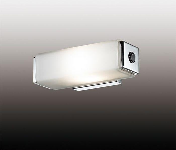 Светильник настенный Odeon Light Kima, 1 х E14, 40W. 2731/1W2731/1W