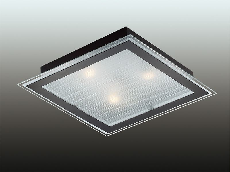 Светильник потолочный Odeon Light Ulen, 3 х E27, 60W. 2736/3W2736/3W