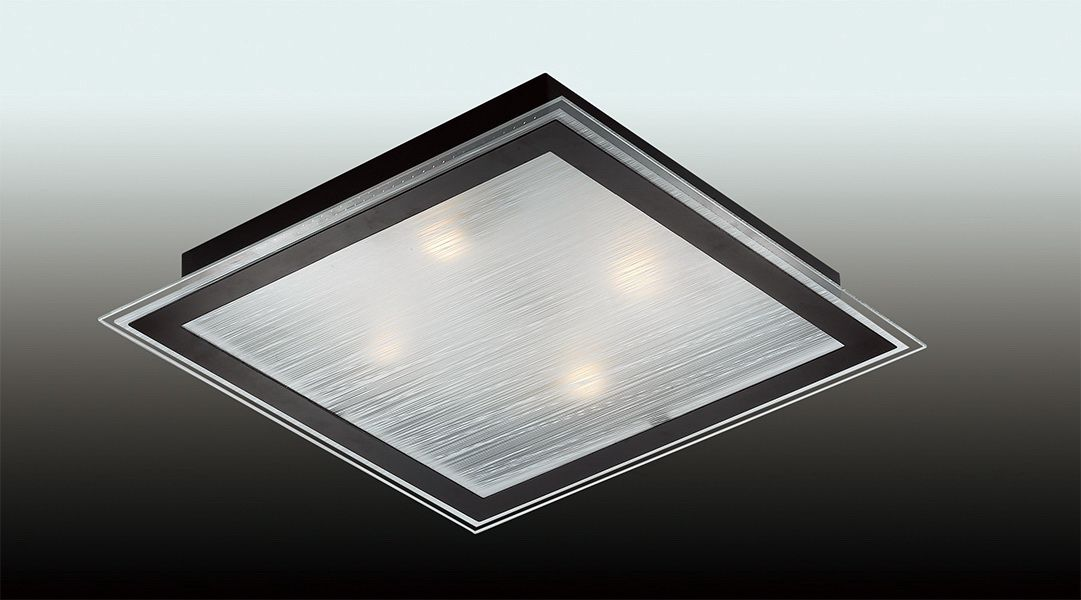 Светильник потолочный Odeon Light Ulen, 4 х E27, 60W. 2736/4W2736/4W