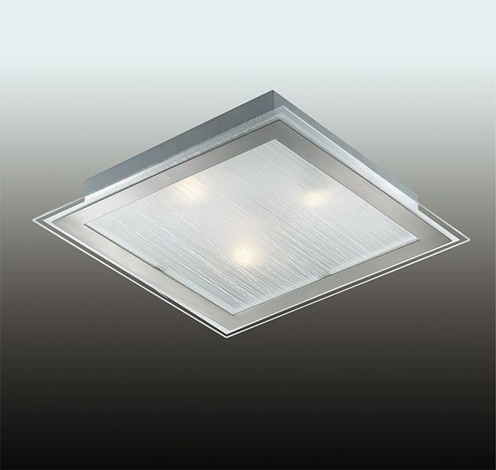 Светильник потолочный Odeon Light Ulen, 3 х E27, 60W. 2737/3W2737/3W