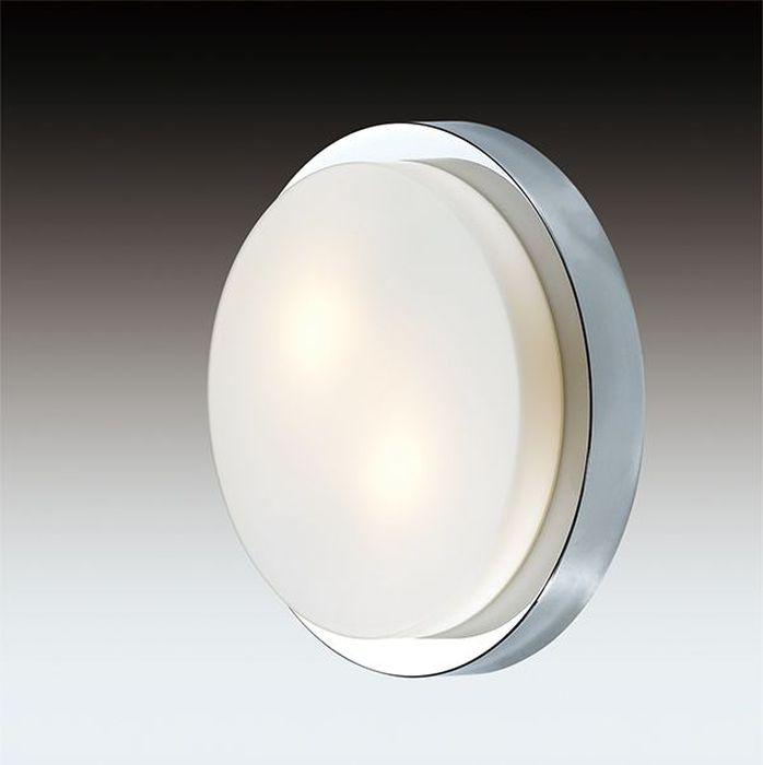 Светильник настенный Odeon Light Holger, 2 х E14, 40W. 2746/2C2746/2C