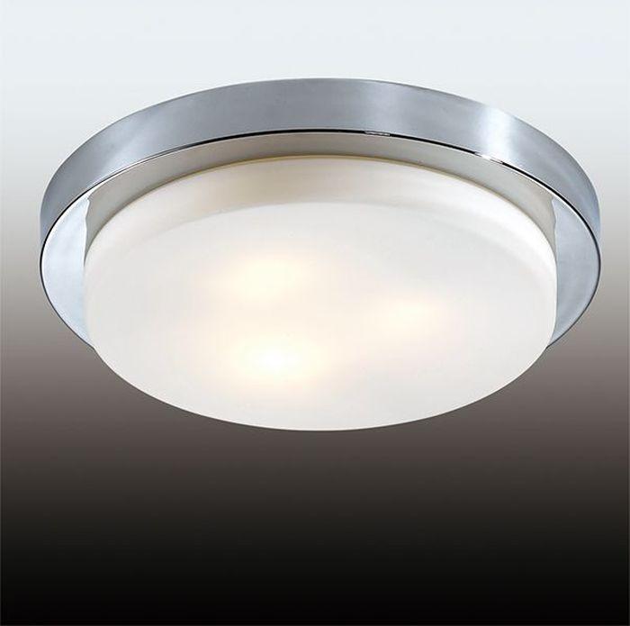 Светильник потолочный Odeon Light Holger, 3 х E14, 40W. 2746/3C2746/3C