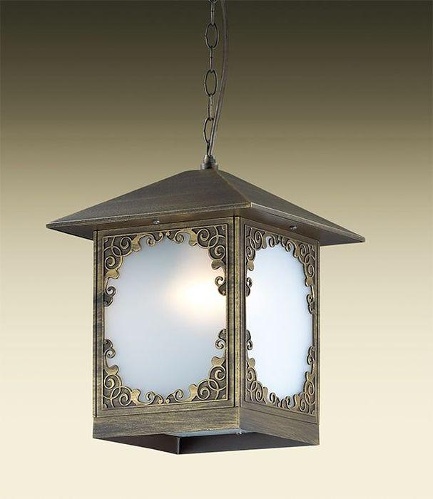 Светильник уличный подвесной Odeon Light Visma, 1 х E27, 60W. 2747/1 личность общество и церковь