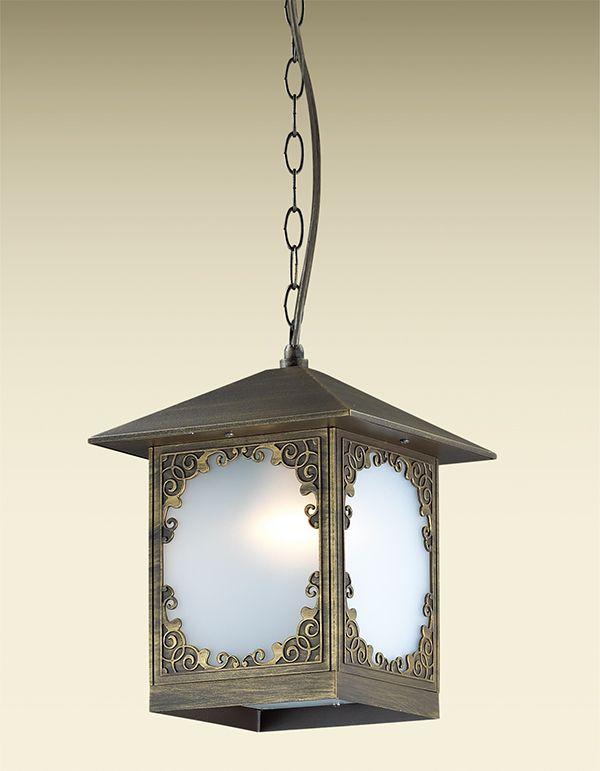Светильник уличный подвесной Odeon Light Visma, 1 х E27, 60W. 2747/1C2747/1C