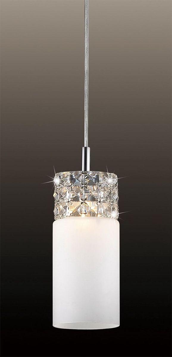 Светильник подвесной Odeon Light Ottavia, 1 х G9, 53W. 2749/12749/1