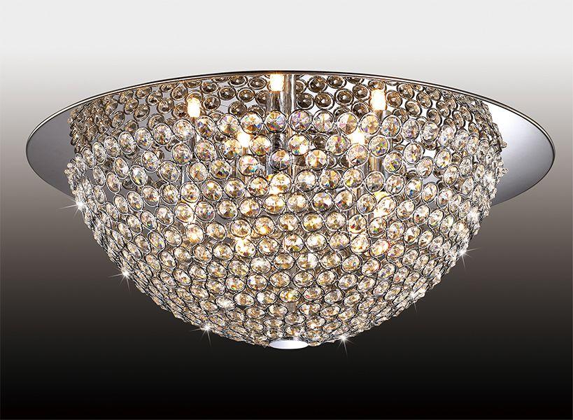 Светильник потолочный Odeon Light Lotte, 5 х G9, 42W. 2751/5C2751/5C