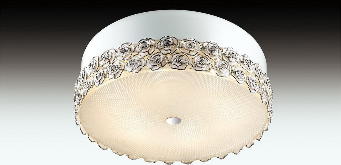 Светильник потолочный Odeon Light Rosera, 6 х G9, 42W. 2756/6C2756/6C