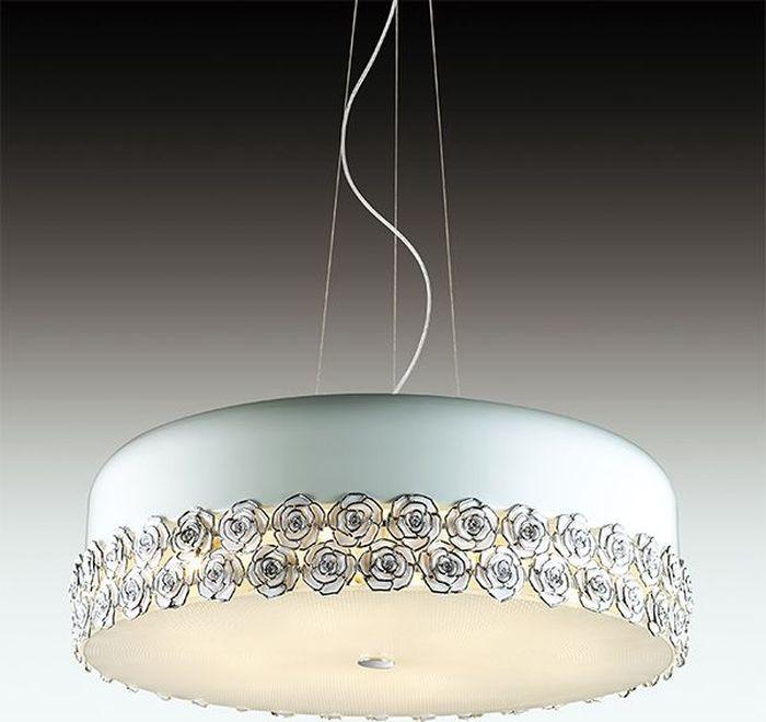 Светильник подвесной Odeon Light Rosera, 9 х G9, 42W. 2756/92756/9