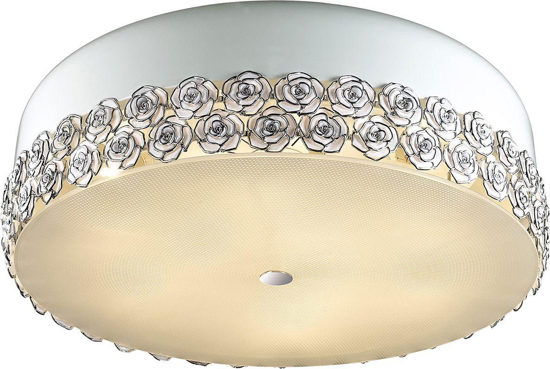 Светильник потолочный Odeon Light Rosera, 9 х G9, 42W. 2756/9C потолочный светильник odeon pavia 2599 9c
