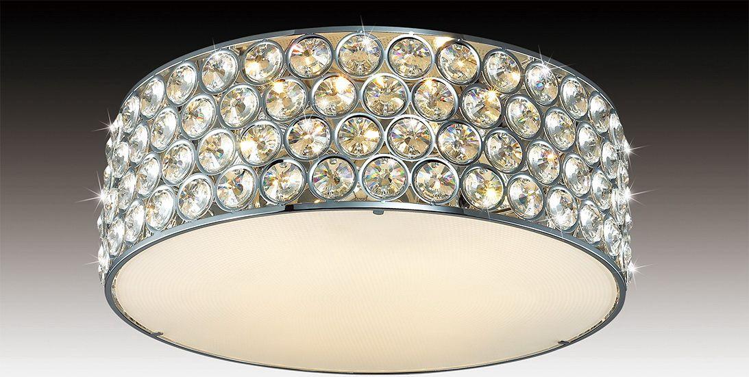 Светильник потолочный Odeon Light Eveta, 6 х G9, 42W. 2758/6C2758/6C