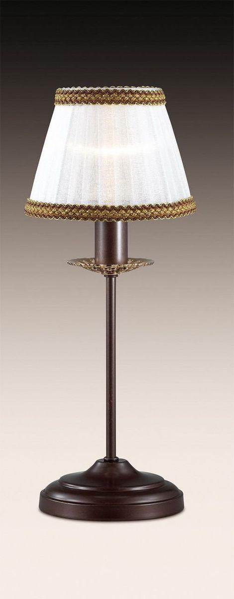 Лампа настольная Odeon Light Meisa, 1 х E14, 40W. 2771/1T2771/1T