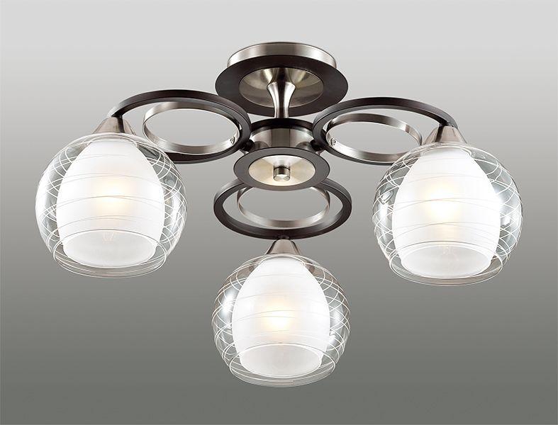 Люстра потолочная Odeon Light Vesonto, 3 х E27, 60W. 2774/3C2774/3C