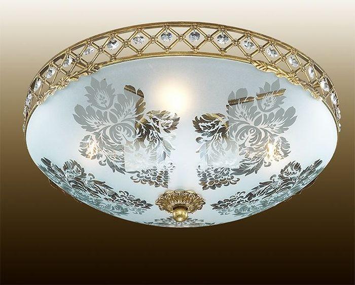 Светильник потолочный Odeon Light Aspena, 4 х E27, 60W. 2776/4C2776/4C