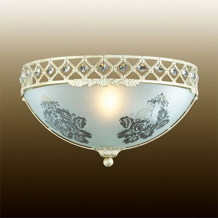 Светильник настенный Odeon Light Aspena, 1 х E27, 60W. 2777/1W2777/1W