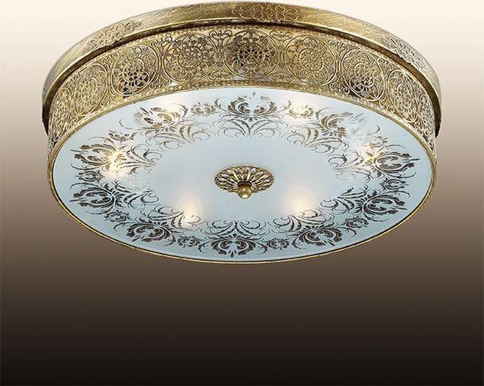 Светильник потолочный Odeon Light Aster, 6 х E27, 60W. 2782/6C2782/6C