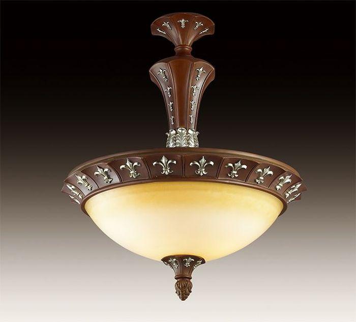 Светильник подвесной Odeon Light Ridera, 3 х E27, 60W. 2784/32784/3