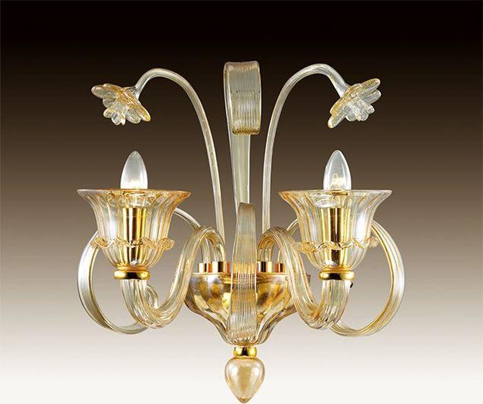 Бра Odeon Light Adiva, 2 х E14, 40W. 2794/2W2794/2W