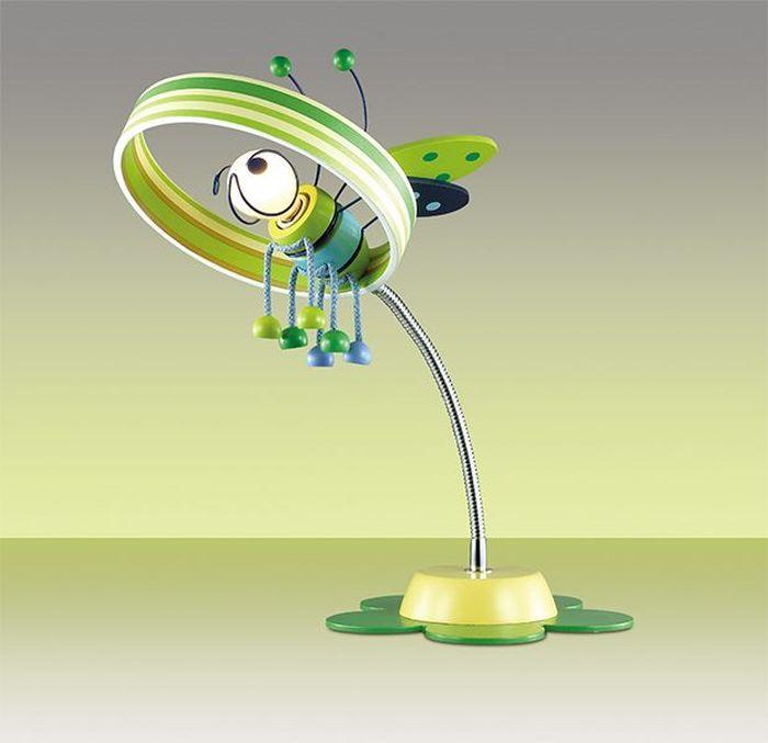 Лампа настольная Odeon Light Arli, 1 х E14, 40W. 2805/1T2805/1T