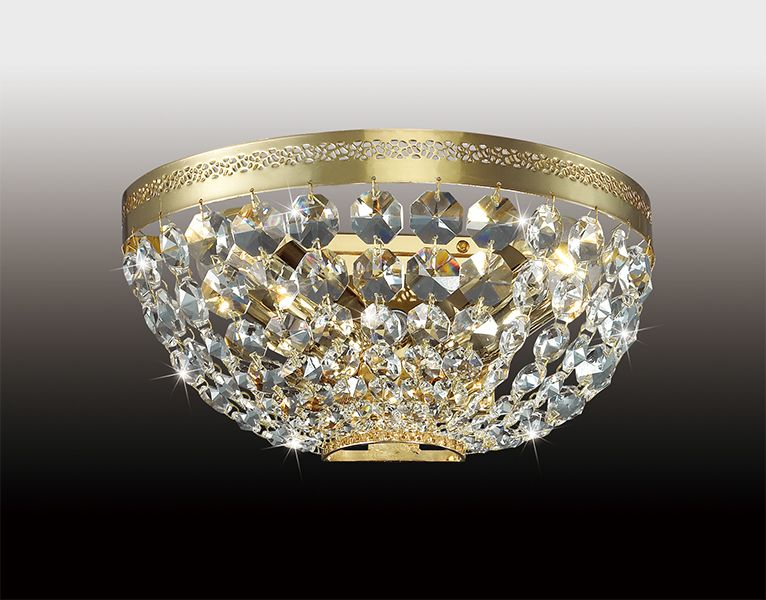 Светильник настенный Odeon Light Fiora, 2 х E14, 60W. 2810/2W2810/2W