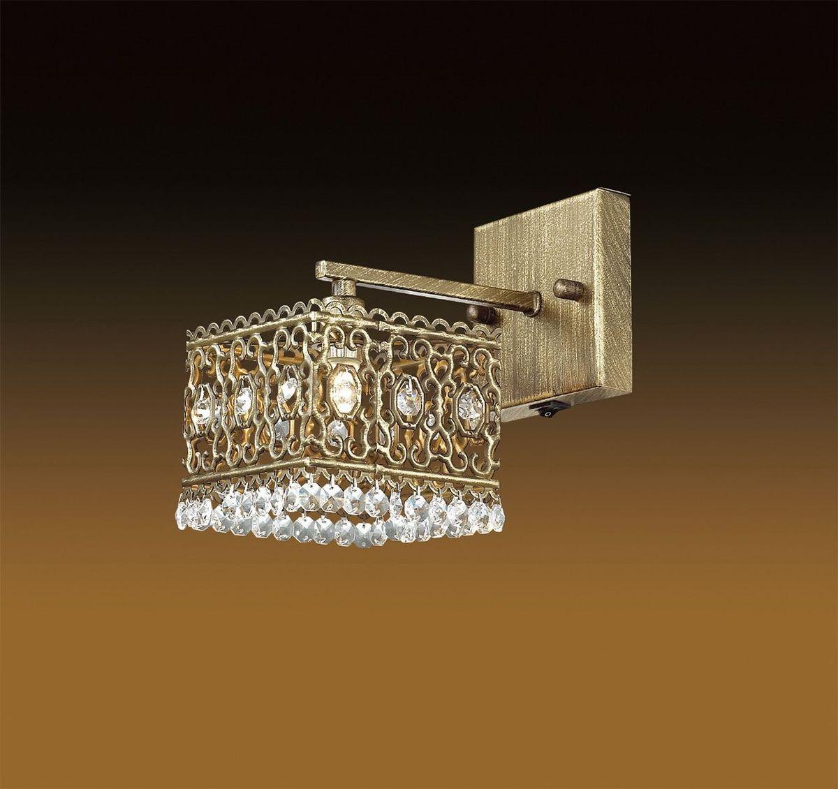 Бра Odeon Light Sesam, 1 х G9, 40W. 2835/1W2835/1W