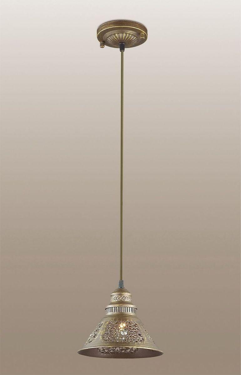 Светильник подвесной Odeon Light Kamun, 1 х E14, 40W. 2843/12843/1