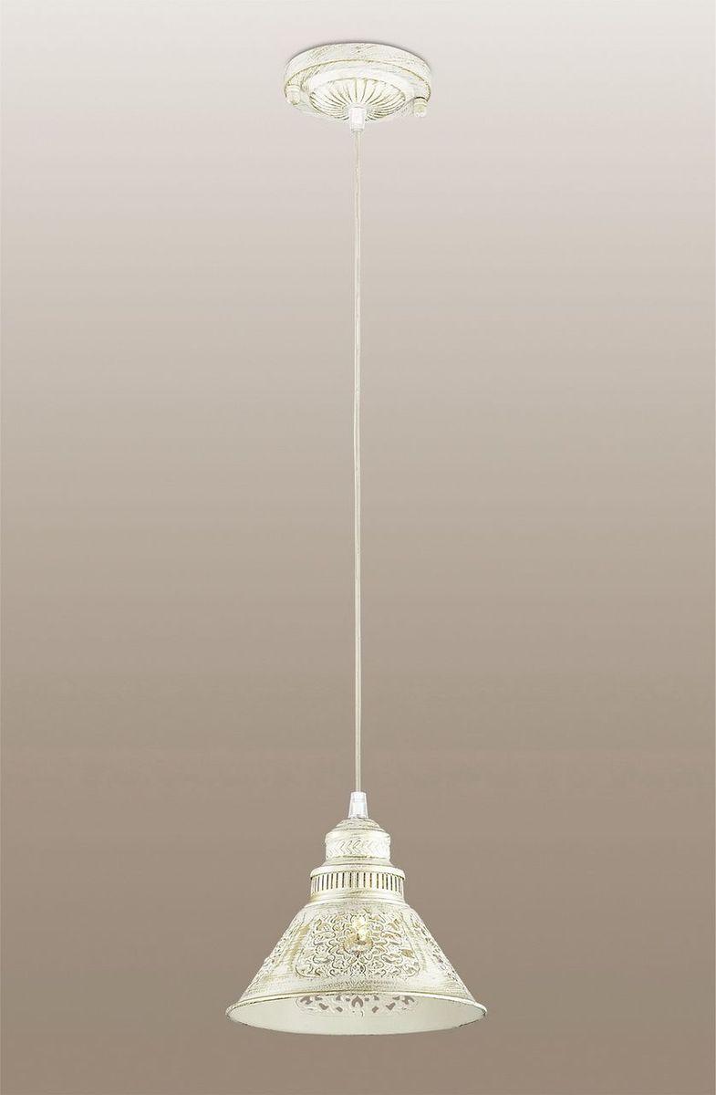 Светильник подвесной Odeon Light Kamun, 1 х E14, 40W. 2844/12844/1