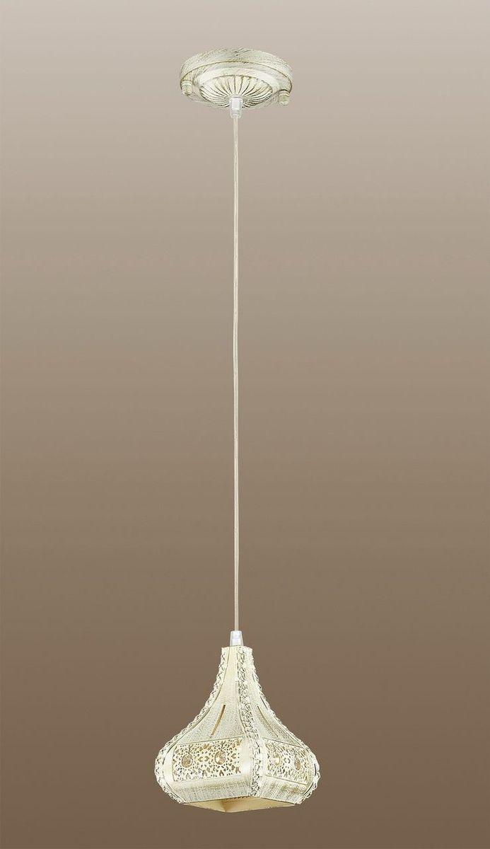 Светильник подвесной Odeon Light Bahar, 1 х E14, 40W. 2845/12845/1