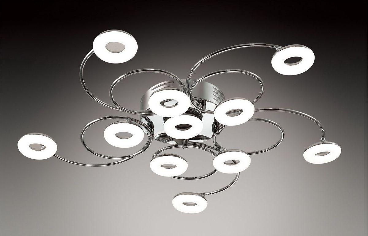 Светильник потолочный Odeon Light Leola, 11 х LED, 4W. 2864/11LC2864/11LC