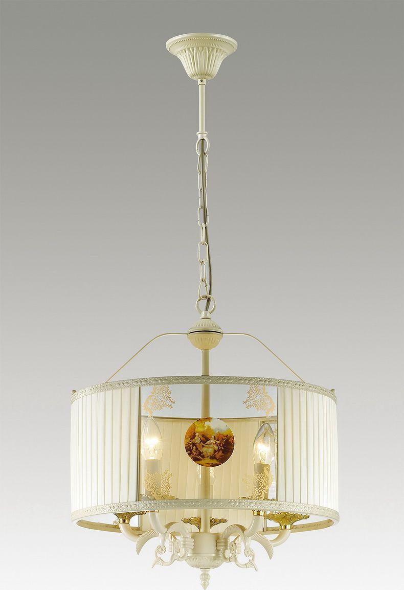 Люстра подвесная Odeon Light Kimona, 5 х E14, 40W. 2874/52874/5
