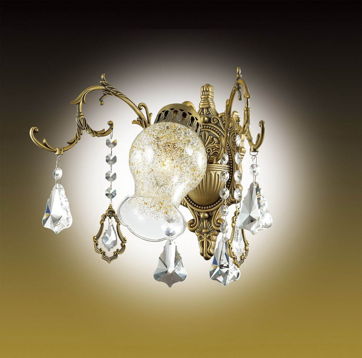 Бра Odeon Light Gardia, 1 х E14, 60W. 2879/1W2879/1W