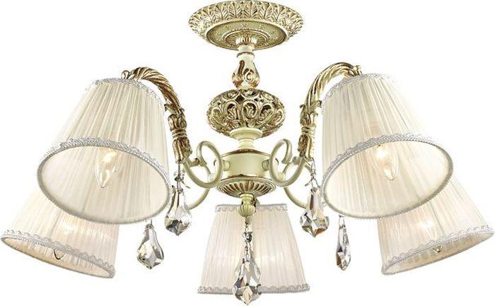Люстра потолочная Odeon Light Navis, 5 х E14, 40W. 2882/5C люстра на штанге odeon light pepina 3464 5c