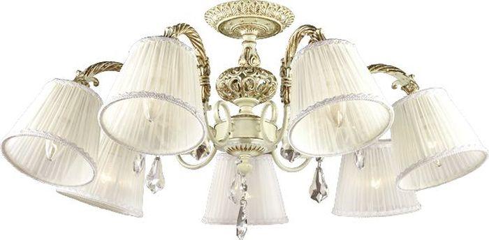 Люстра потолочная Odeon Light Navis, 7 х E14, 40W. 2882/7C2882/7C