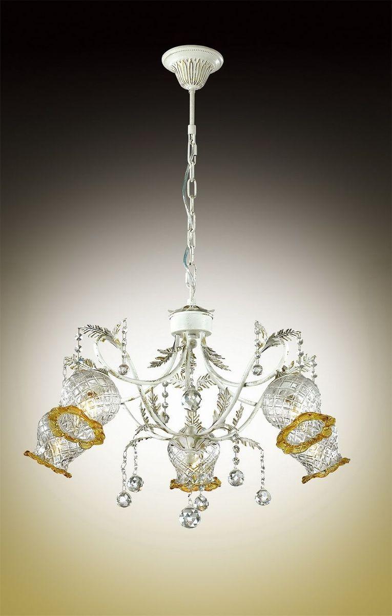 Люстра подвесная Odeon Light Timora, 5 х E14, 60W. 2883/52883/5