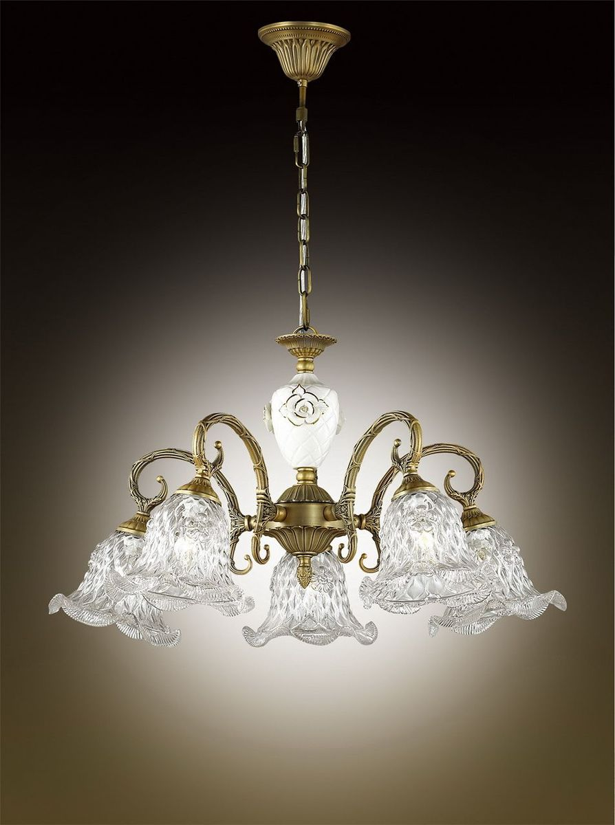 Люстра подвесная Odeon Light Victori, 5 х E14, 60W. 2884/52884/5