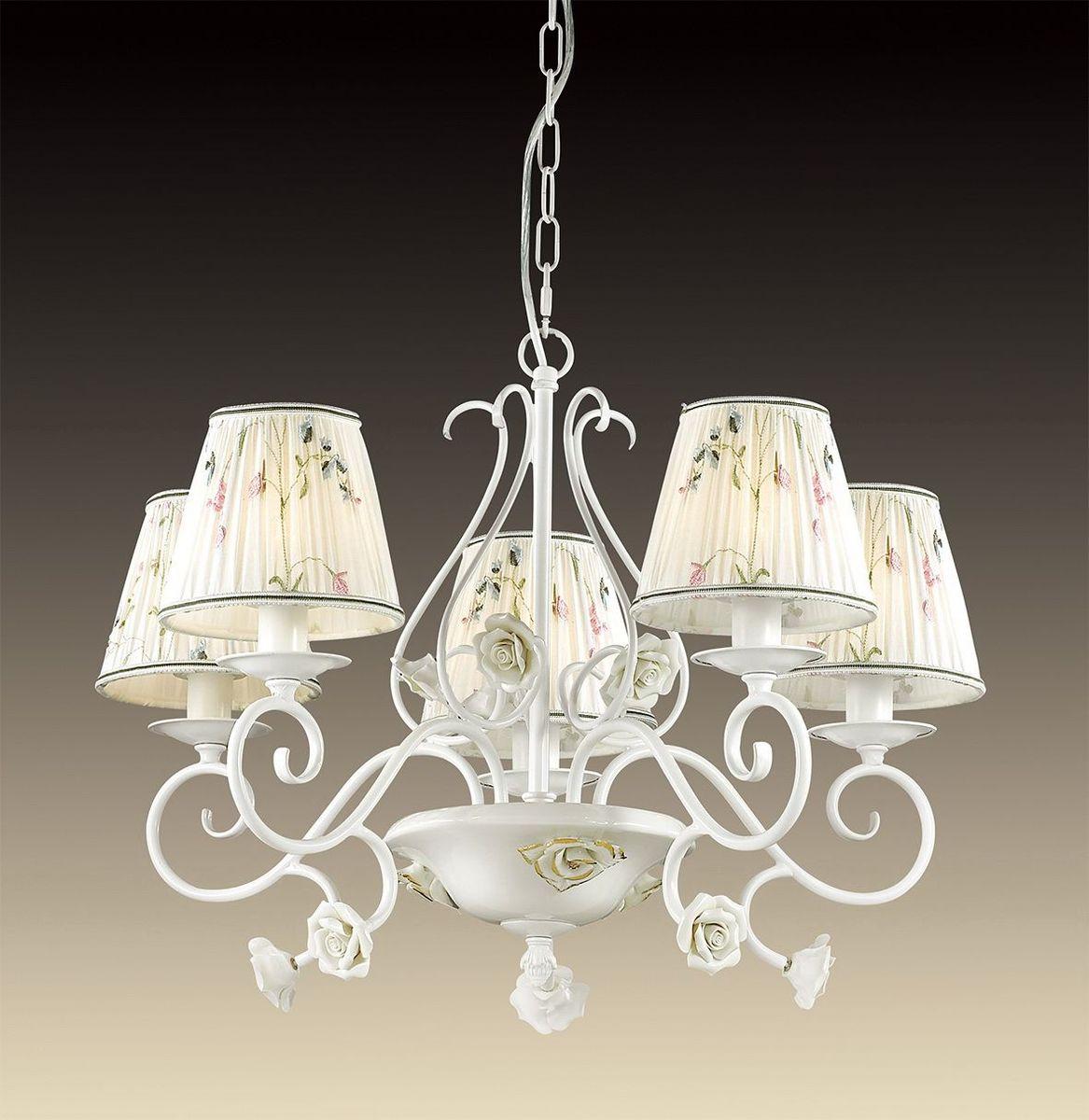 Люстра подвесная Odeon Light Montala, 5 х E14, 60W. 2886/52886/5
