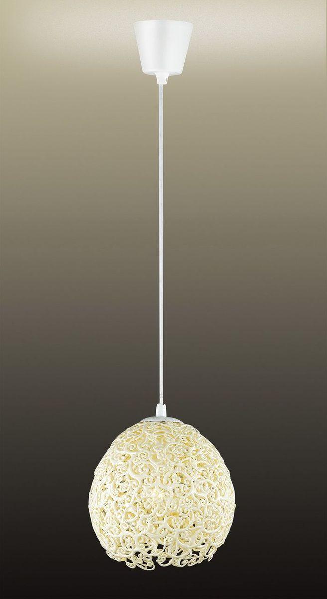 Светильник подвесной Odeon Light Spuma, 1 х E14, 60W. 2891/1A2891/1A