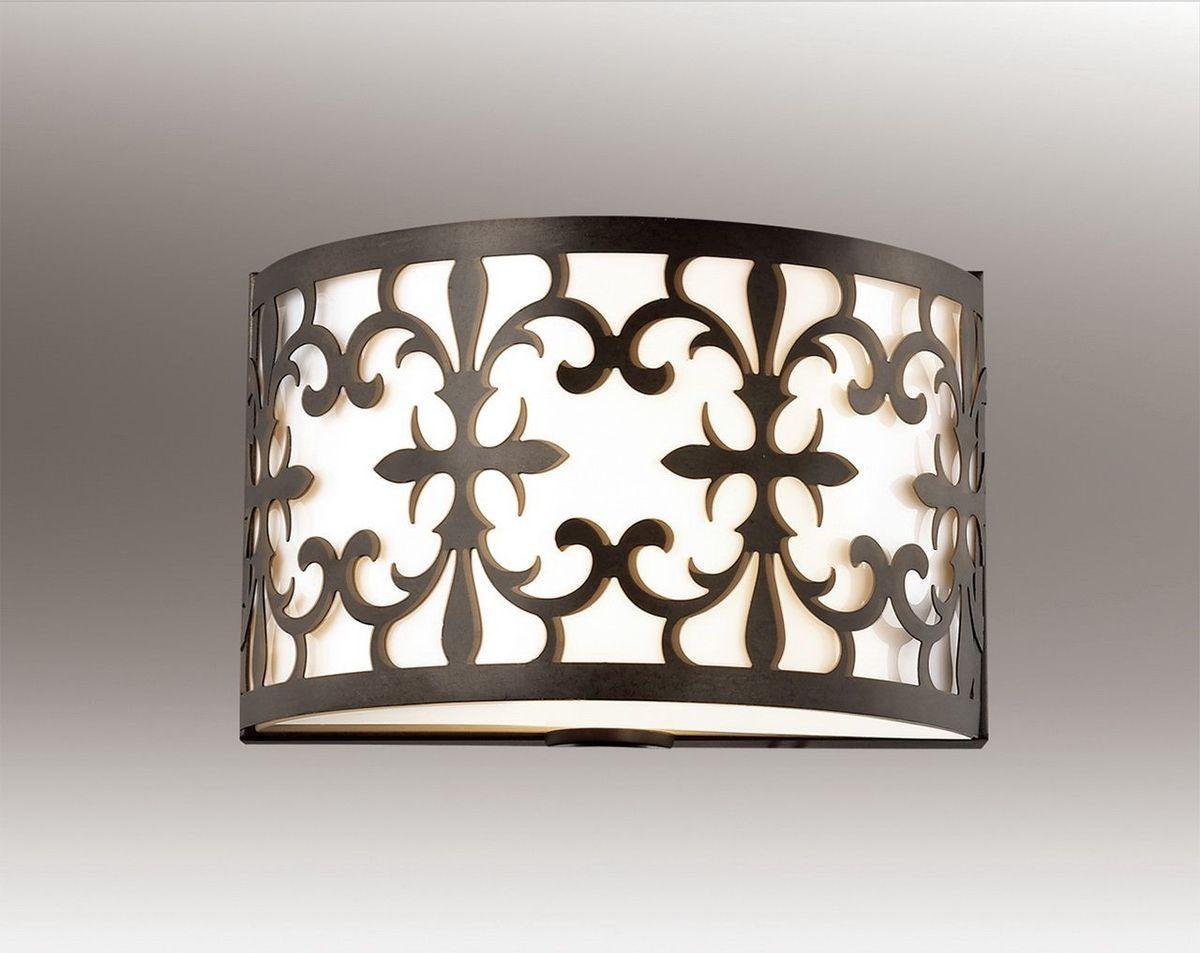 Светильник настенный Odeon Light Parola, 2 х E14, 40W. 2896/2W2896/2W