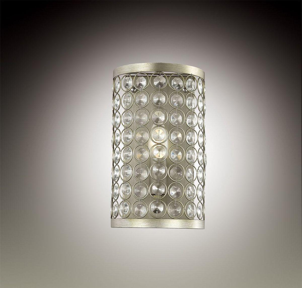 Светильник настенный Odeon Light Soras, 1 х E14, 40W. 2897/1W2897/1W