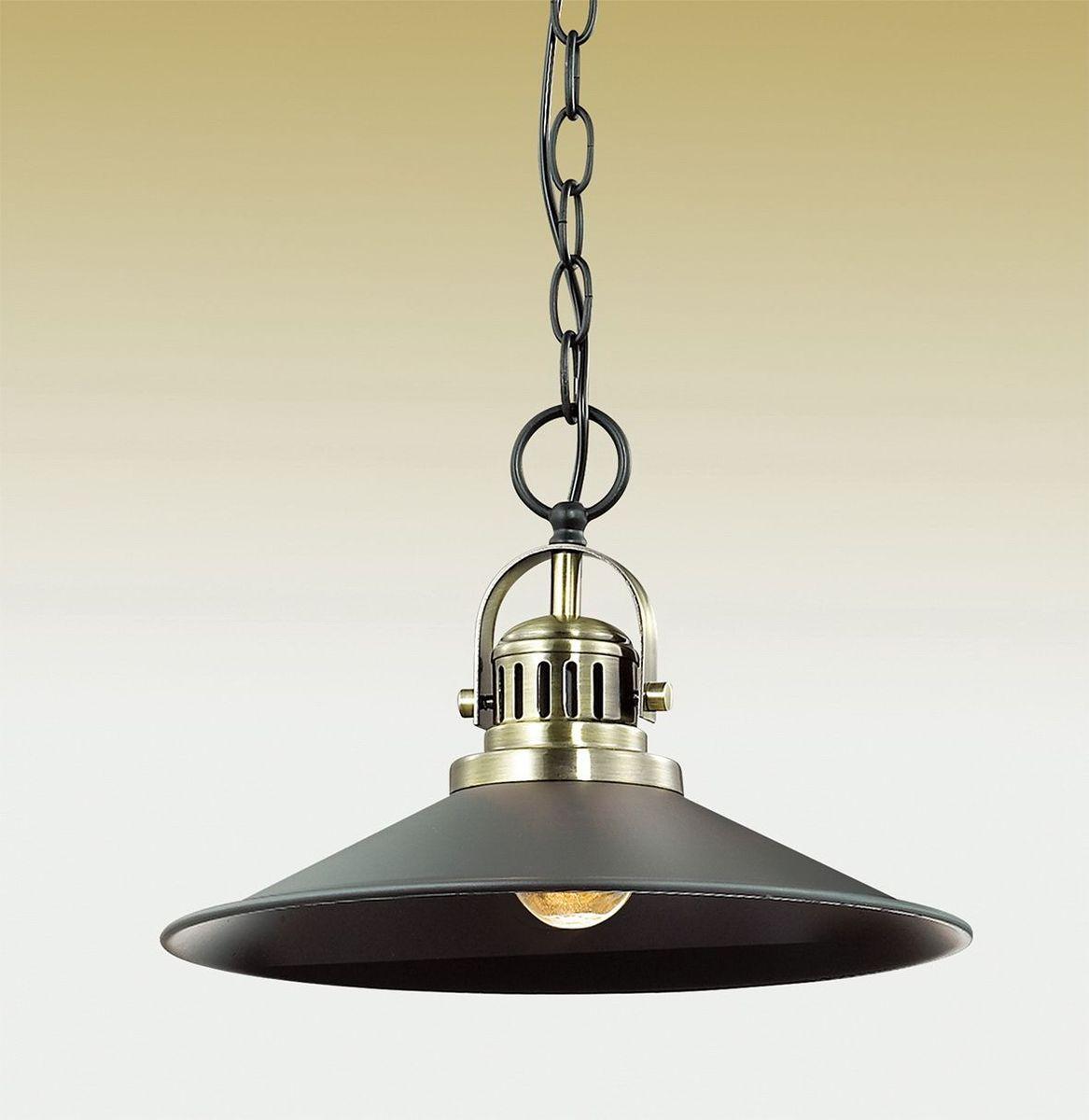 Светильник подвесной Odeon Light Latura, 1 х E27, 60W. 2898/1A2898/1A